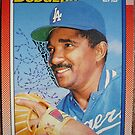 483 - Alejandro Pena by Foob's Baseball Cards
