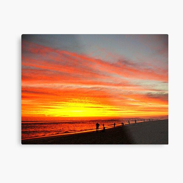 Yanchep Beach Lagoon     Western Australia Metal Print