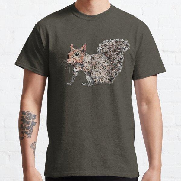 Squirrel Totem Classic T-Shirt