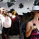 Hot Day Cool Jazz by MaryGerken