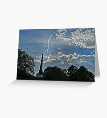 Sky over Carmel Greeting Card