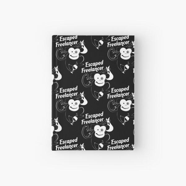 Escaped freelancer Hardcover Journal