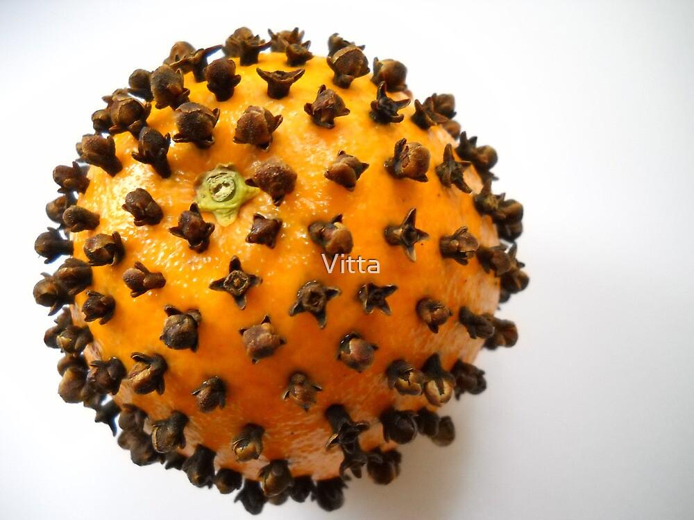 Fragrant orange. by Vitta