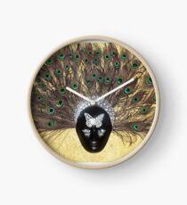 Masquerade Clock