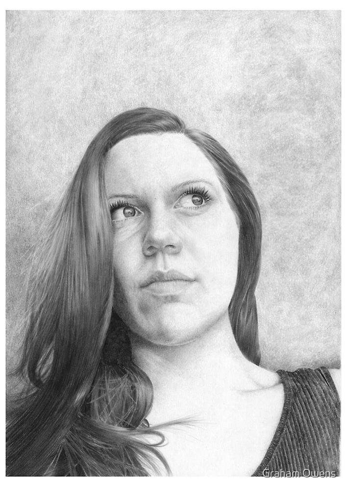 Elena Roth by Graham Owens