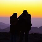 Sunrise: Mount Sinai by JLaverty
