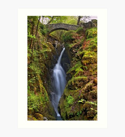 Aira Force - The Lake District Art Print