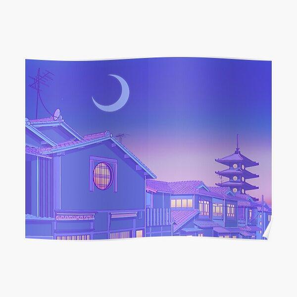 Kyoto Twilight Poster