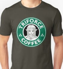 Triforce Coffee (Zelda) T-Shirt