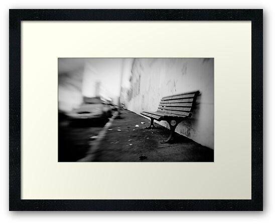 sit here by Victor Bezrukov
