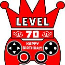 Level 70 Complete by wordpower900