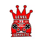 Level 73 Complete by wordpower900