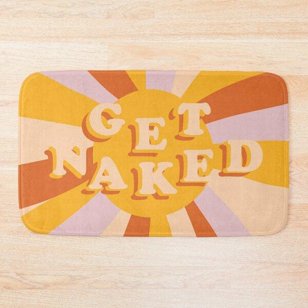 Get Naked Sunshine Bath Mat