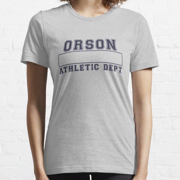 Orson Athletic Dept. (Solid Colour) Essential T-Shirt