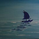 Sailing By by RussMcP
