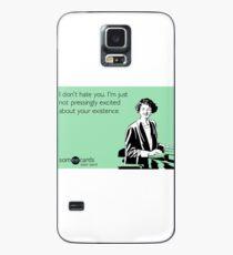 passive aggressive  Case/Skin for Samsung Galaxy