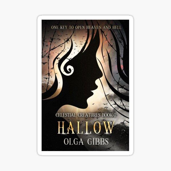 """Hallow by Olga Gibbs / """"Celestial Creatures"""" series Sticker"""