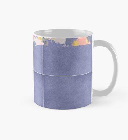 Messy Painted Tiles 01 #redbubble #midmod Mug