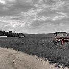 Old Farm by shawng13
