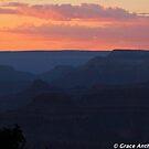 Canyon Serenity  by Grace Anthony Zemsky