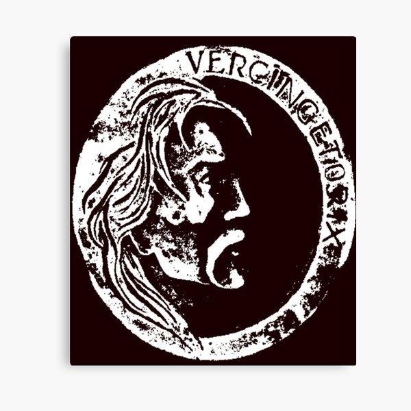 Vercingetorix Canvas Print