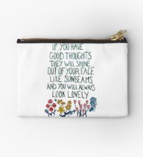 Good Thoughts Studio Pouch