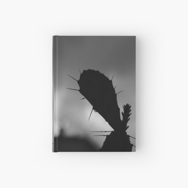 The brave prickley pear Hardcover Journal
