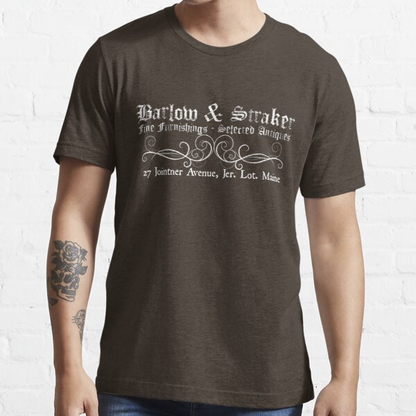 Barlow & Straker, 'salem's Lot, Maine Essential T-Shirt