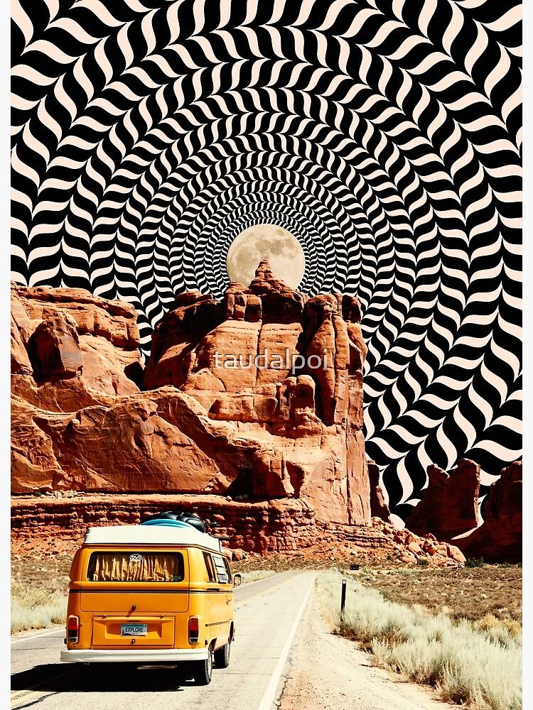 Illusionary Road Trip by taudalpoi