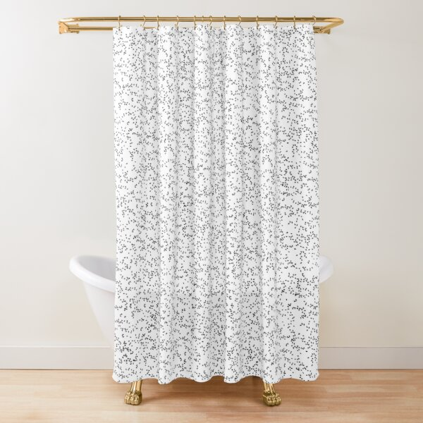 Sesame Shower Curtain