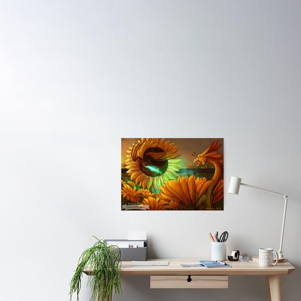 Gardendragons - Midsummer Rivalry Poster
