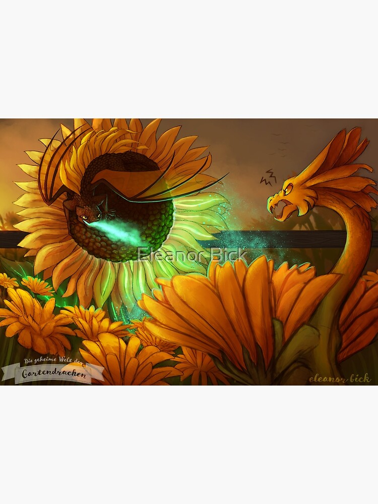 Gardendragons - Midsummer Rivalry by EleanorTopsie