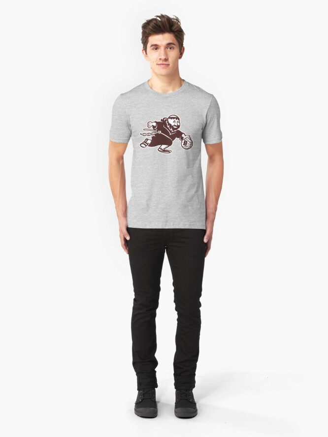 Alternate view of Father Hardwood Slim Fit T-Shirt