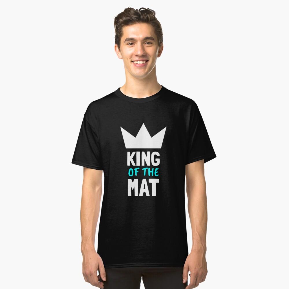 BJJ King Of The Mat Classic T-Shirt