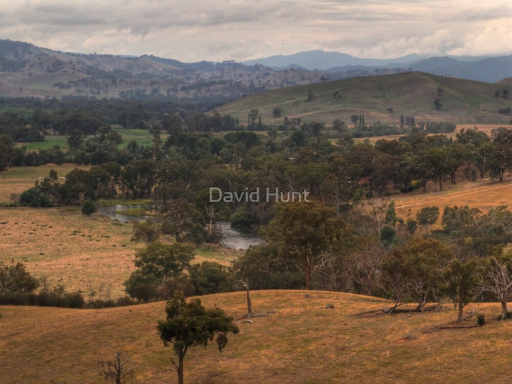 Goulburn River - Alexandra by David Hunt