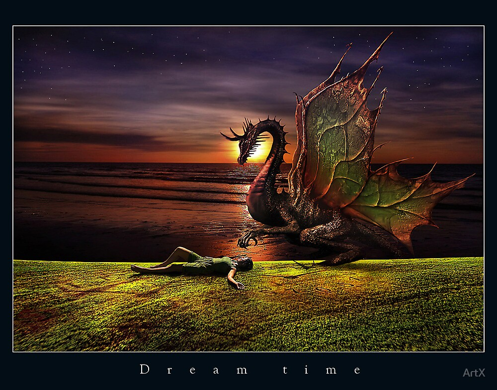 dream time by ArtX