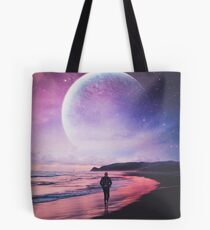 Night Stroll Tote Bag