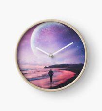 Night Stroll Clock