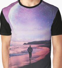 Night Stroll Graphic T-Shirt