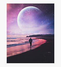 Night Stroll Photographic Print