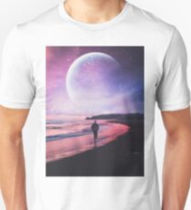 Night Stroll Slim Fit T-Shirt
