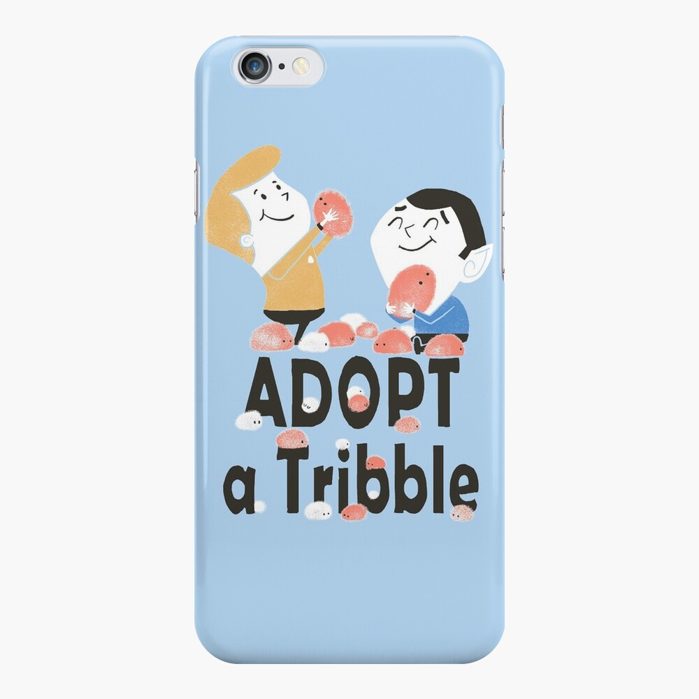 Adopt A Tribble iPhone Case & Cover