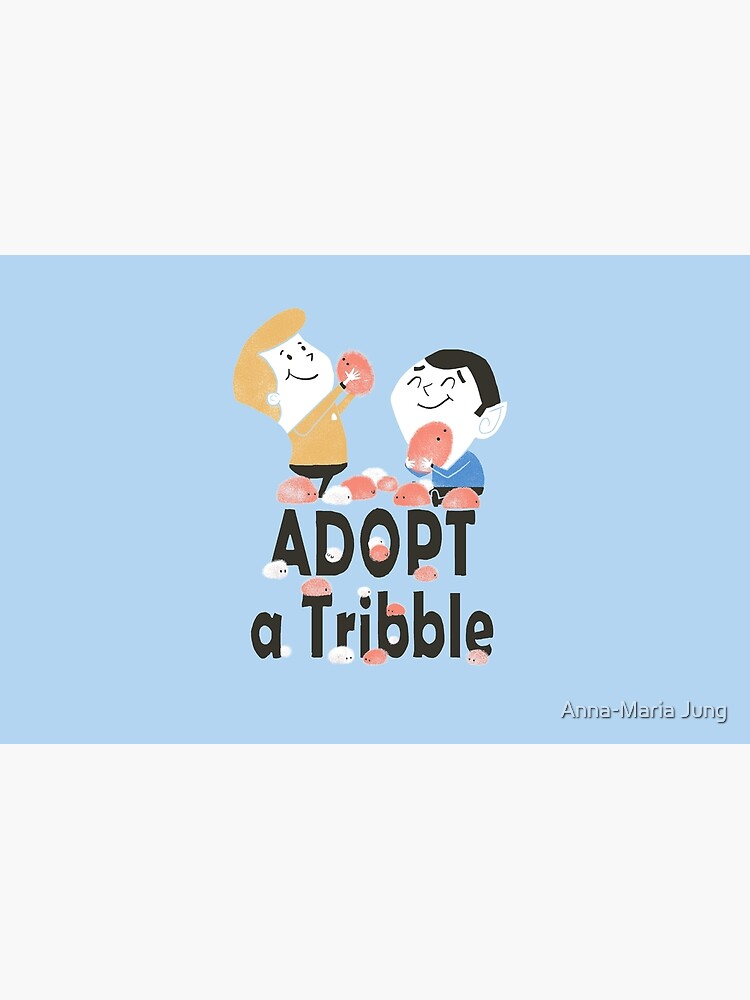 Adopt A Tribble by Queenmob