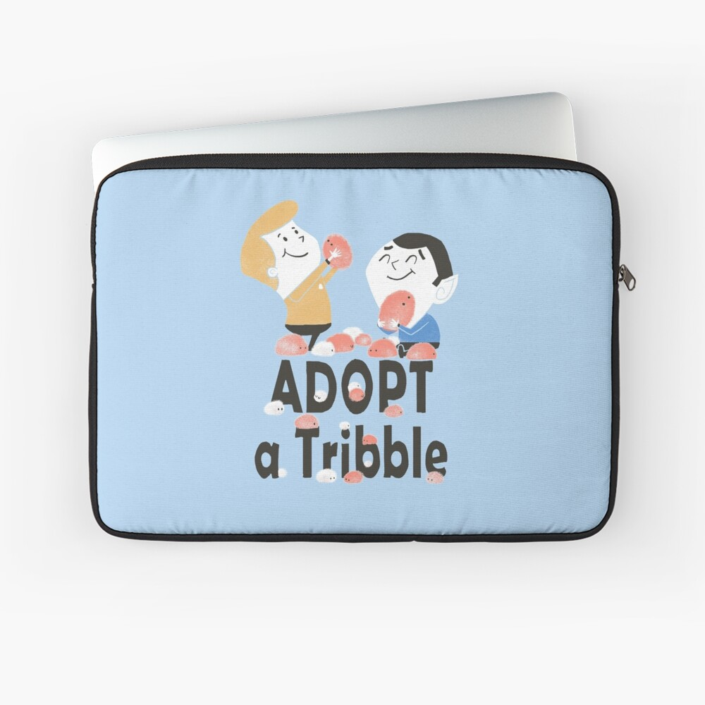 Adopt A Tribble Laptop Sleeve