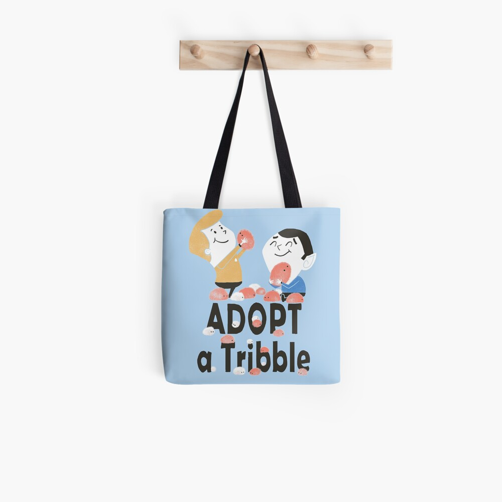 Adopt A Tribble Tote Bag
