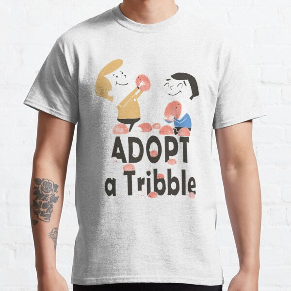 Adopt A Tribble Classic T-Shirt