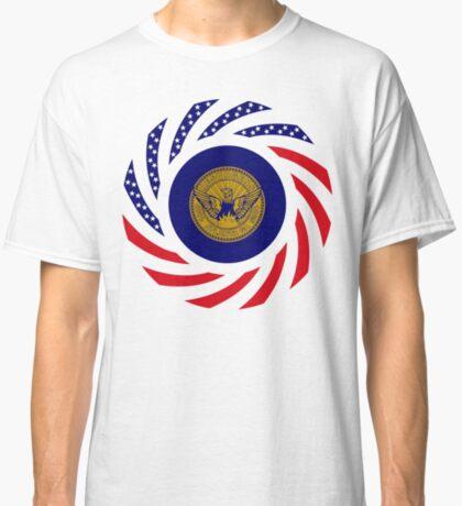 Atlanta Murican Patriot Flag Series Classic T-Shirt