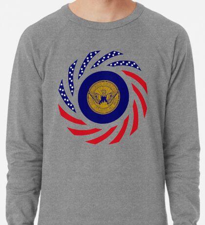 Atlanta Murican Patriot Flag Series Lightweight Sweatshirt