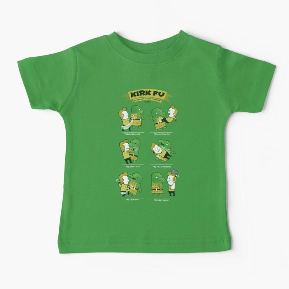 Kirk Fu Baby T-Shirt