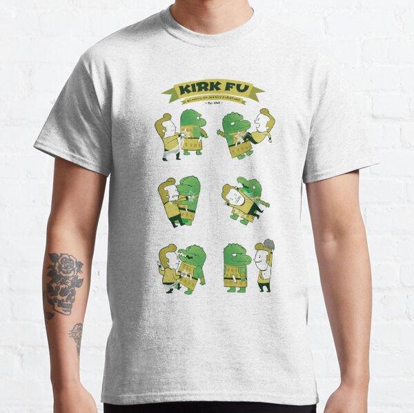 Kirk Fu Classic T-Shirt